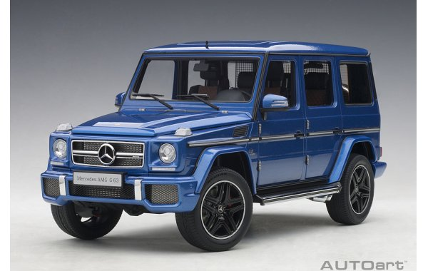 Bild 5 - Mercedes Benz G63 AMG 50th Anniversary Edition
