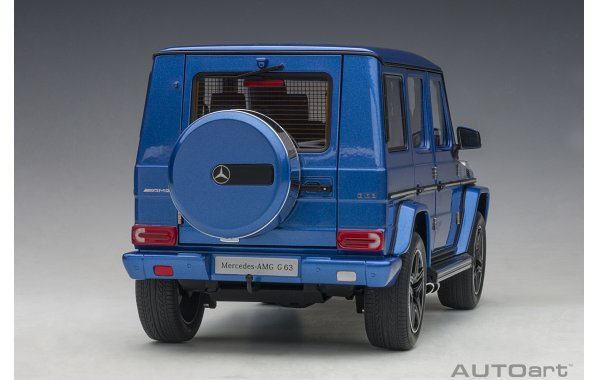 Bild 6 - Mercedes Benz G63 AMG 50th Anniversary Edition