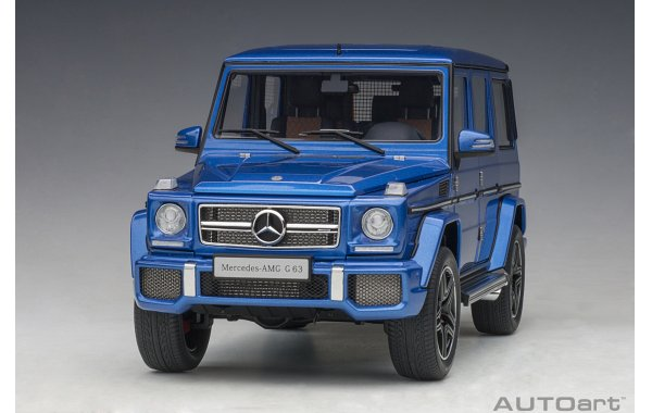 Bild 7 - Mercedes Benz G63 AMG 50th Anniversary Edition