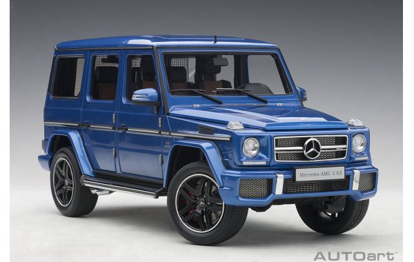 Bild 8 - Mercedes Benz G63 AMG 50th Anniversary Edition