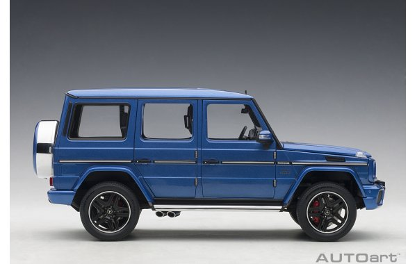 Bild 9 - Mercedes Benz G63 AMG 50th Anniversary Edition
