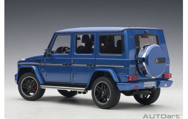 Bild 10 - Mercedes Benz G63 AMG 50th Anniversary Edition