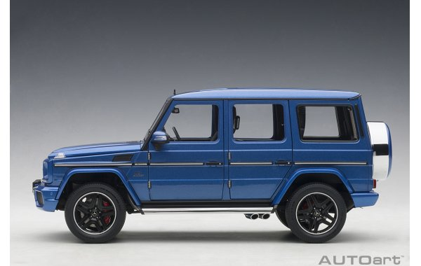 Bild 11 - Mercedes Benz G63 AMG 50th Anniversary Edition
