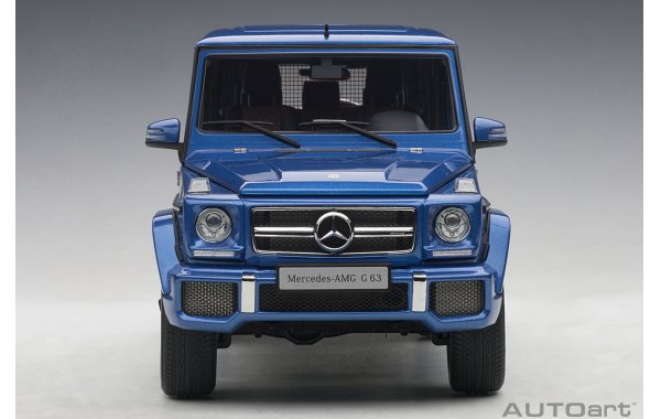 Bild 12 - Mercedes Benz G63 AMG 50th Anniversary Edition