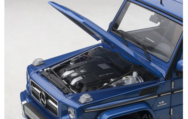 Bild 15 - Mercedes Benz G63 AMG 50th Anniversary Edition
