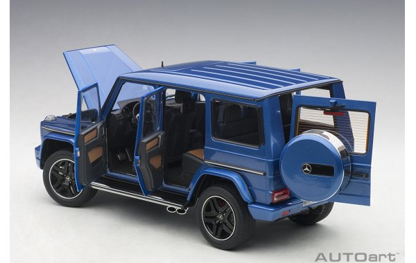 Bild 16 - Mercedes Benz G63 AMG 50th Anniversary Edition