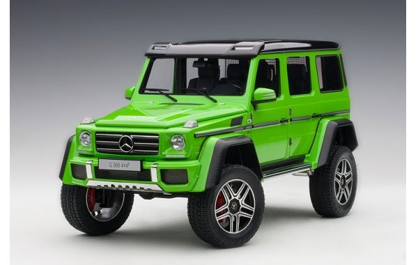 Bild 2 - Mercedes Benz G500 4x4 2016 alien green