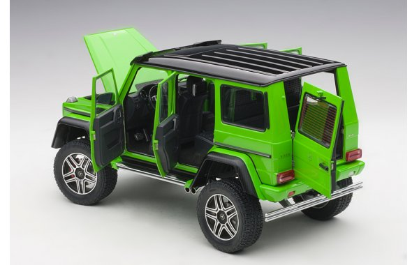 Bild 3 - Mercedes Benz G500 4x4 2016 alien green