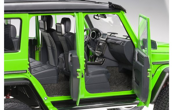Bild 6 - Mercedes Benz G500 4x4 2016 alien green