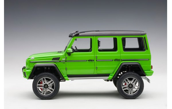 Bild 9 - Mercedes Benz G500 4x4 2016 alien green
