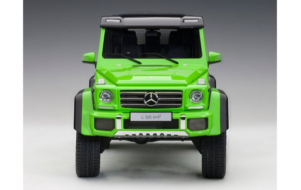 Bild 11 - Mercedes Benz G500 4x4 2016 alien green