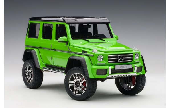 Bild 15 - Mercedes Benz G500 4x4 2016 alien green