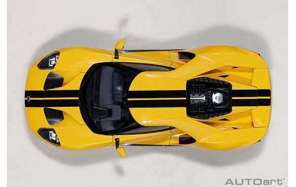 Bild 5 - Ford GT 2017 tripple yellow