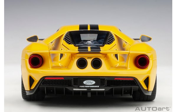 Bild 6 - Ford GT 2017 tripple yellow