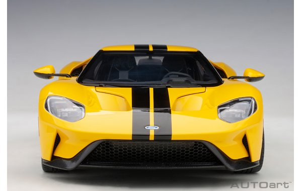 Bild 7 - Ford GT 2017 tripple yellow