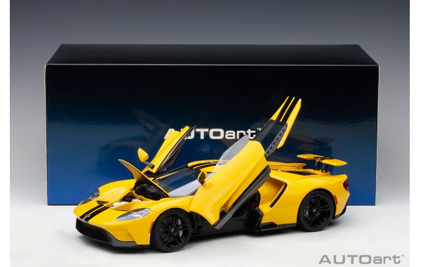 Bild 8 - Ford GT 2017 tripple yellow