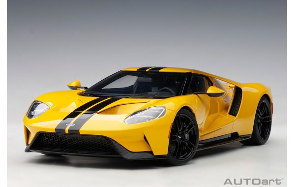 Bild 9 - Ford GT 2017 tripple yellow