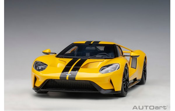 Bild 11 - Ford GT 2017 tripple yellow