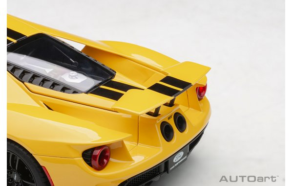 Bild 15 - Ford GT 2017 tripple yellow