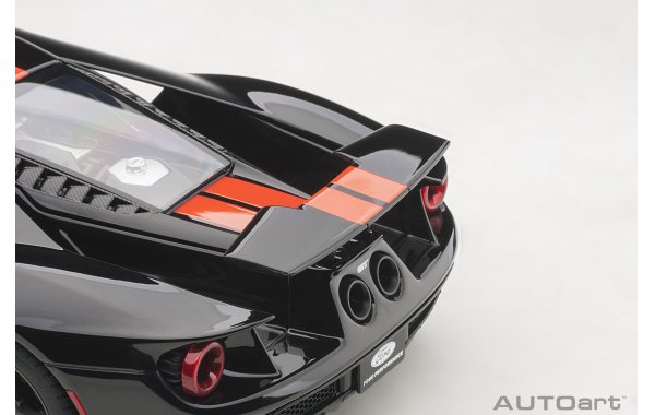 Bild 5 - Ford GT 2017 shadow black