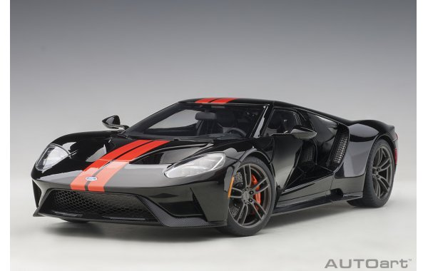 Bild 8 - Ford GT 2017 shadow black