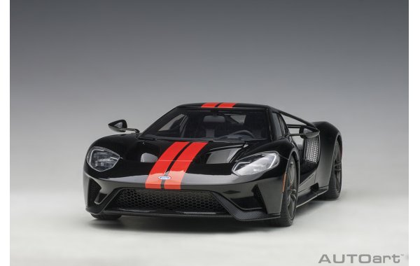 Bild 9 - Ford GT 2017 shadow black