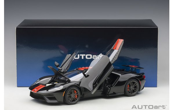 Bild 11 - Ford GT 2017 shadow black