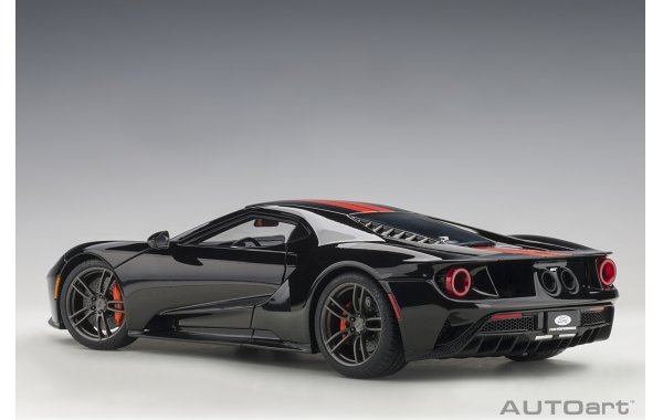 Bild 12 - Ford GT 2017 shadow black