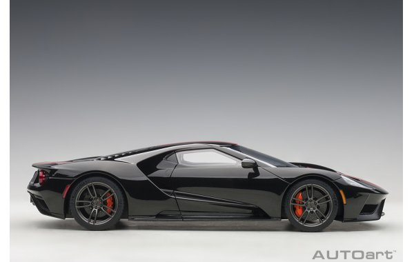 Bild 14 - Ford GT 2017 shadow black