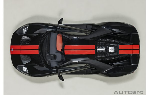 Bild 16 - Ford GT 2017 shadow black
