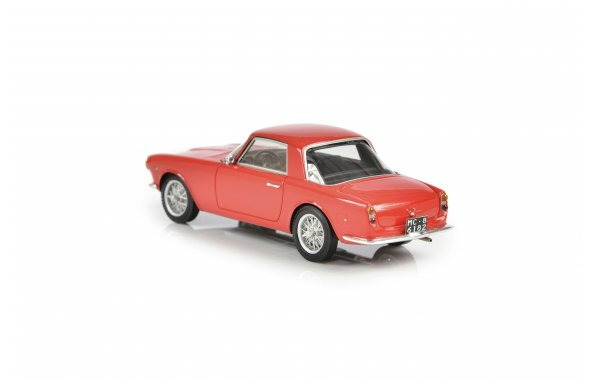Bild 9 - Cisitalia DF85 Coupe by Fissore 1961