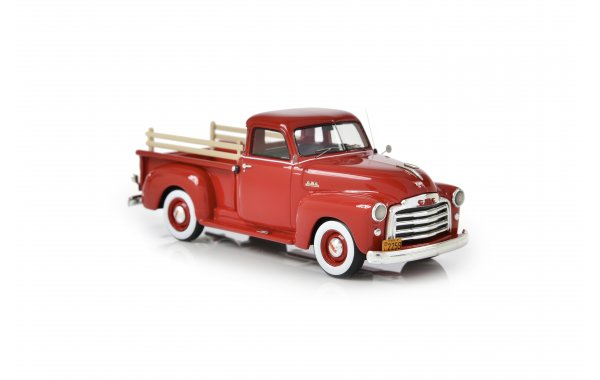 Bild 9 - GMC Series 100 5-window pickup 1951