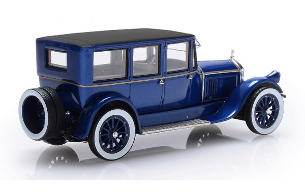 Bild 4 - Pierce Arrow Model 32 7-Seat Limousine blue 1920