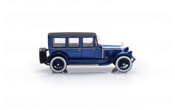 Bild 9 - Pierce Arrow Model 32 7-Seat Limousine blue 1920