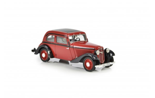 Bild 2 - Adler Trumpf Junior 2-door sedan 1934-41