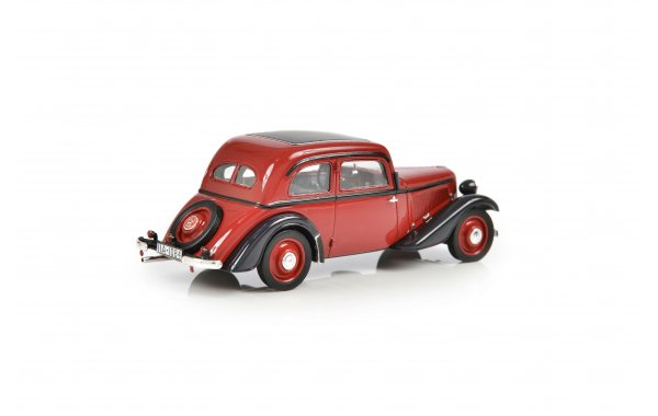 Bild 3 - Adler Trumpf Junior 2-door sedan 1934-41