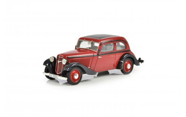 Bild 4 - Adler Trumpf Junior 2-door sedan 1934-41