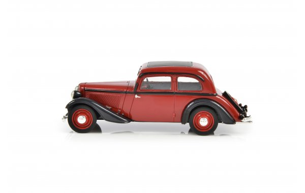 Bild 5 - Adler Trumpf Junior 2-door sedan 1934-41