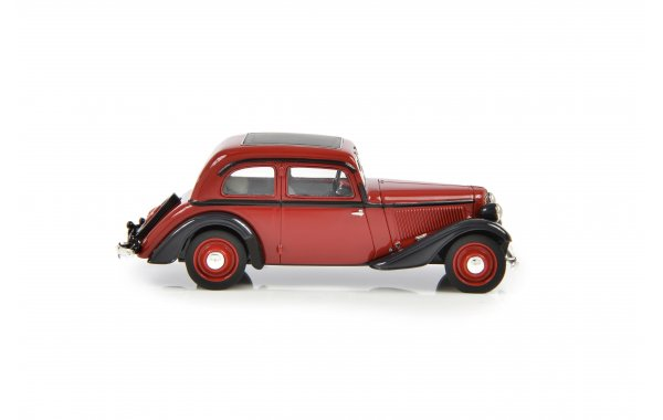 Bild 6 - Adler Trumpf Junior 2-door sedan 1934-41