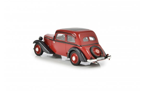 Bild 9 - Adler Trumpf Junior 2-door sedan 1934-41