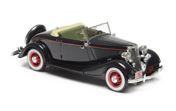 Bild 3 - Ford Model 40 Roadster