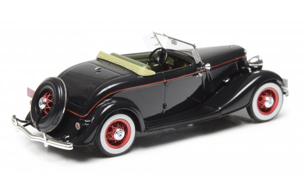 Bild 6 - Ford Model 40 Roadster