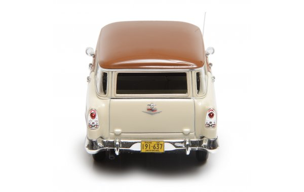 Bild 5 - Chevrolet Bel Air Beauville Kombi 1956