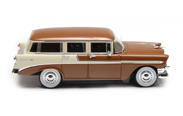Bild 7 - Chevrolet Bel Air Beauville Kombi 1956