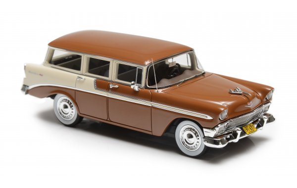 Bild 8 - Chevrolet Bel Air Beauville Kombi 1956