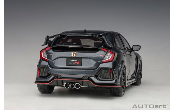 Bild 3 - Honda Civic Type R (FK8)