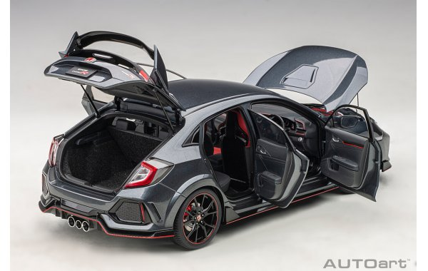 Bild 9 - Honda Civic Type R (FK8)