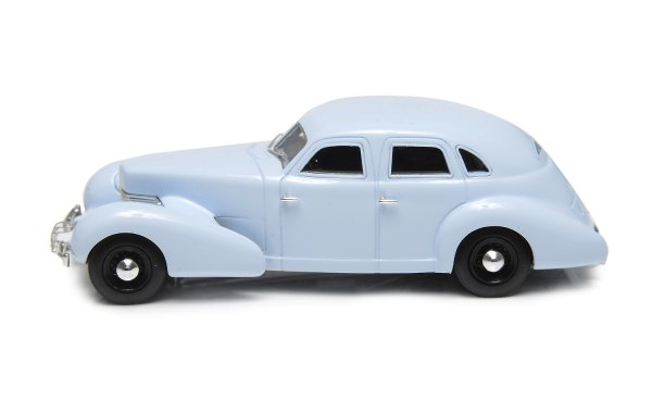 Bild 3 - Duesenberg Sedan 1934 Albert H. Walker