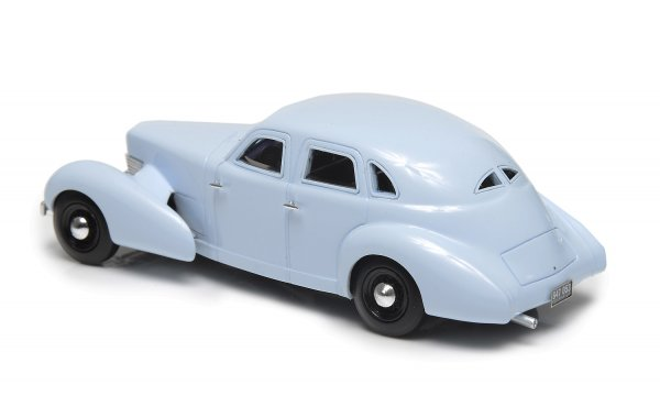Bild 4 - Duesenberg Sedan 1934 Albert H. Walker