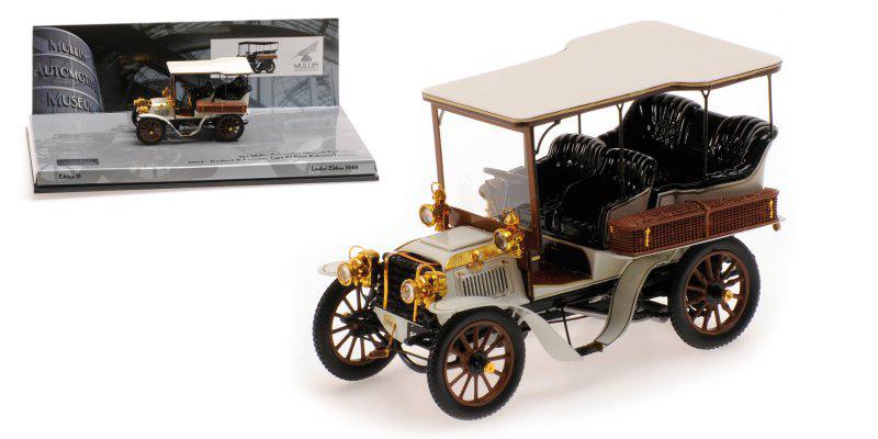 437117130 minichamps 1  43 modellauto panhard  u0026 levassor b1